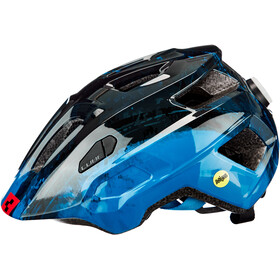 Cube Linok Helm, blue